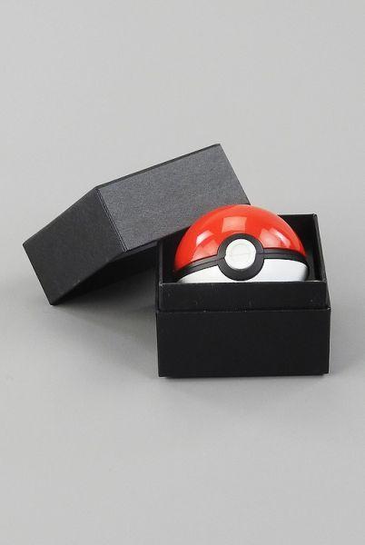 Pokeball Grinder Geschenkbox