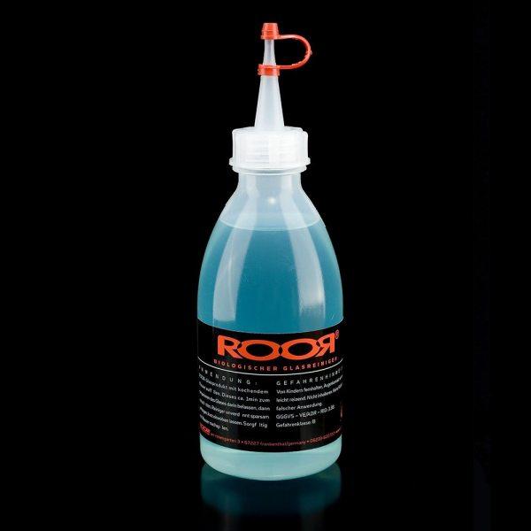 RooR Reiniger für Glasprodukte