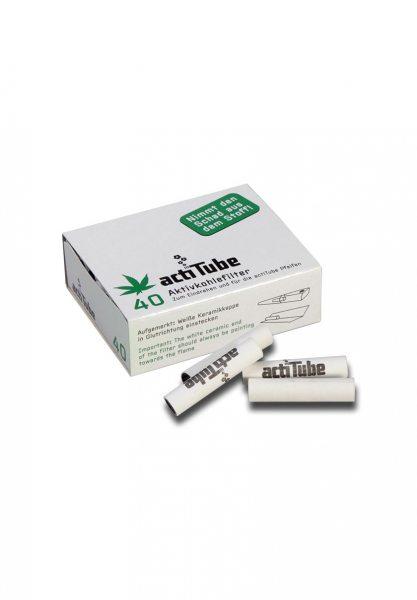 actiTube Aktivkohle Patrone (40er Pack) 9mm