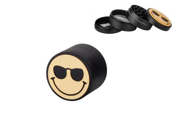 'Dreamliner' Smiley-Grinder Sonnenbrille