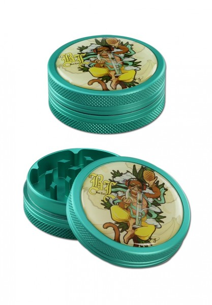 'BL' 'Hanuman' Grinder 2-tlg. grün
