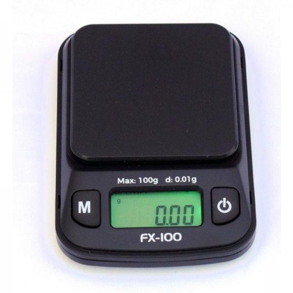 FX-100 digitale Feinwaage Perfectweigh
