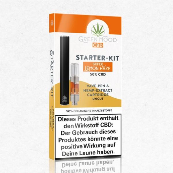 'Green Mood' Starter Kit Super Lemon Haze